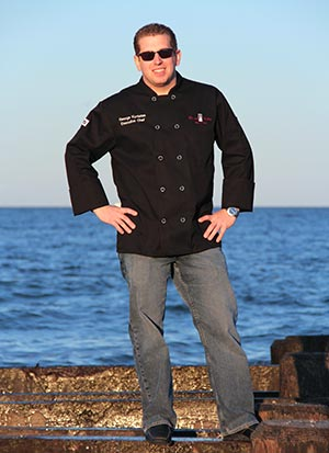 About Chef George Kyrtatas