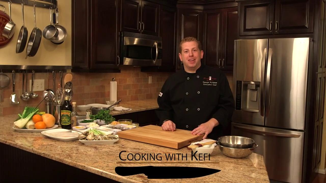 George Kyrtatas Tv Chef Tv Host Cooking Show